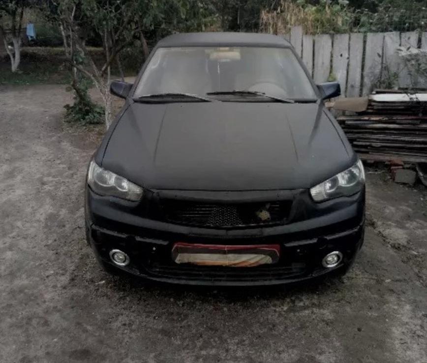 В Украине скрестили Москвич с Mitsubishi, Chevrolet и Renault