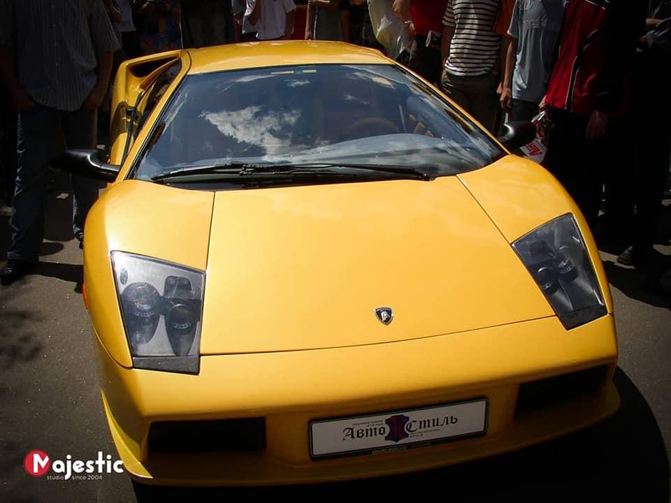 Сделано в Украине: самый нестандартный тюнинг Lamborghini Diablo