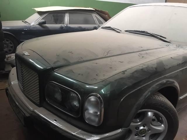 Авто украинского экс-министра продали с аукциона арестованного имущества