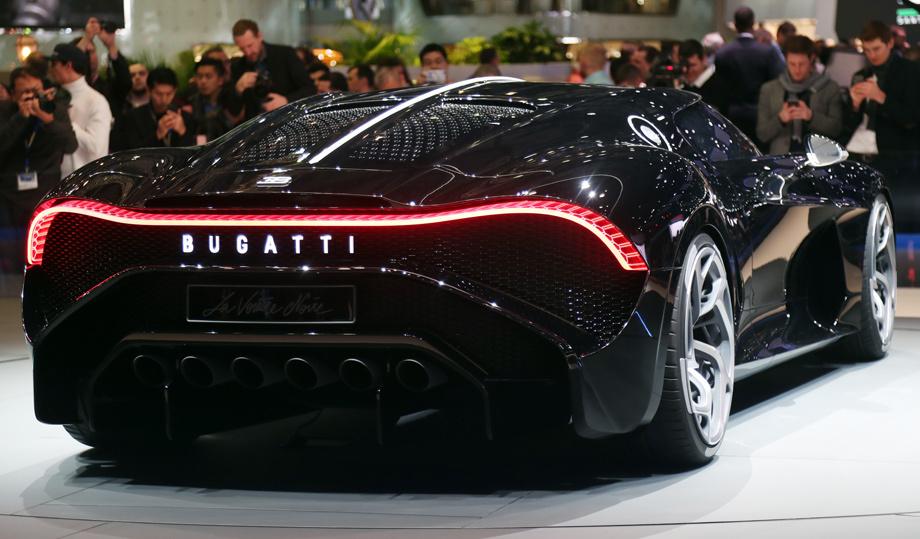 Объявился владелец самого дорогого авто современности за $19 миллионов