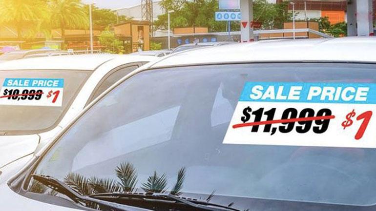 Автосалон Volkswagen распродал автомобили за 1 доллар