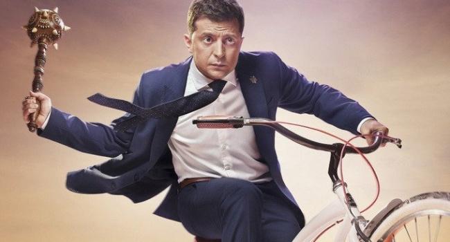 Зеленский пообещал пересесть на велосипед в случае победы во втором туре