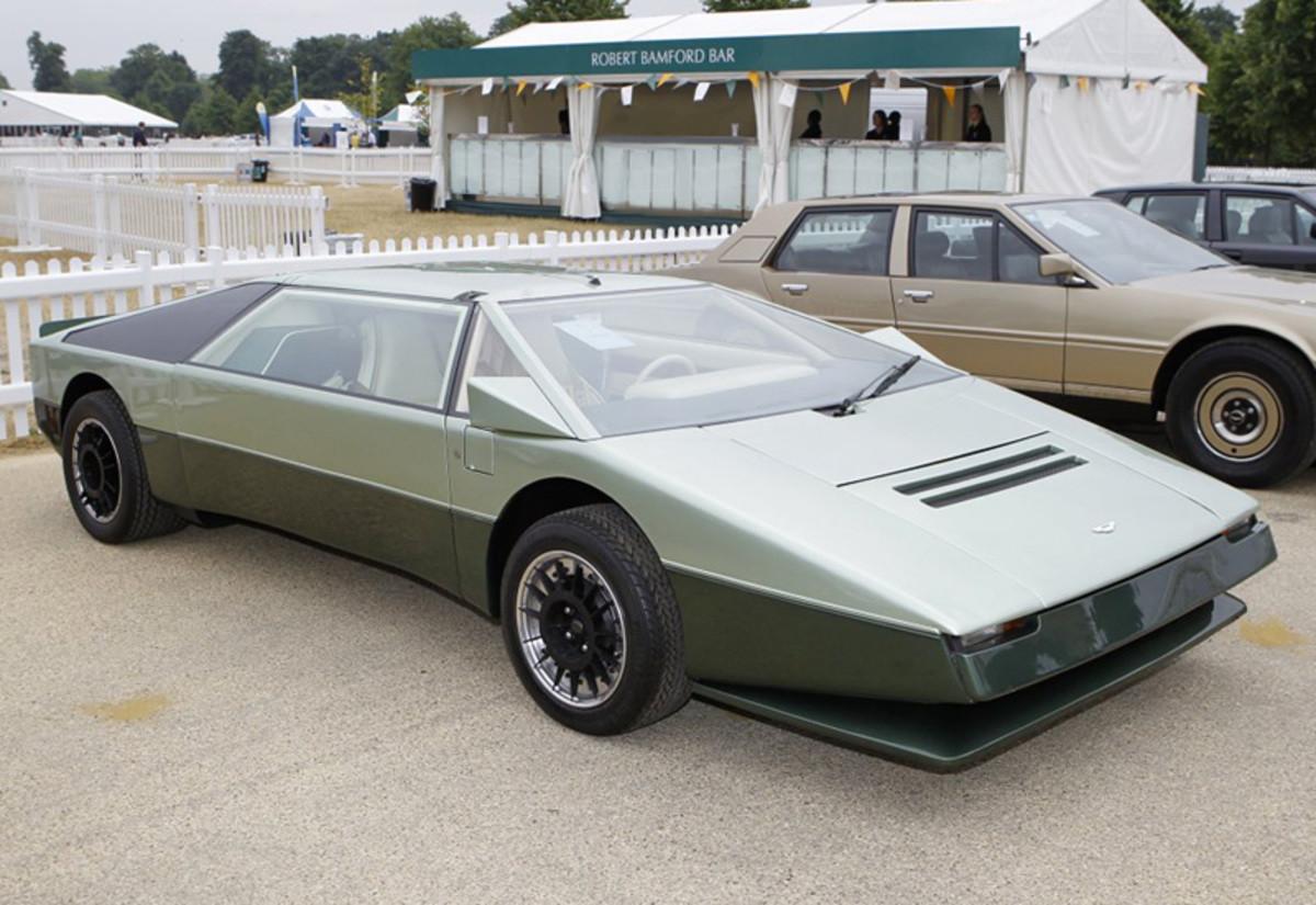 Машины-зубила: самые необычные суперкары, сделанные топором