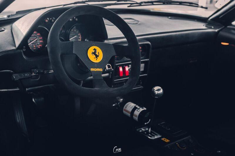 В США выпустят 30 уникальных Ferrari 328