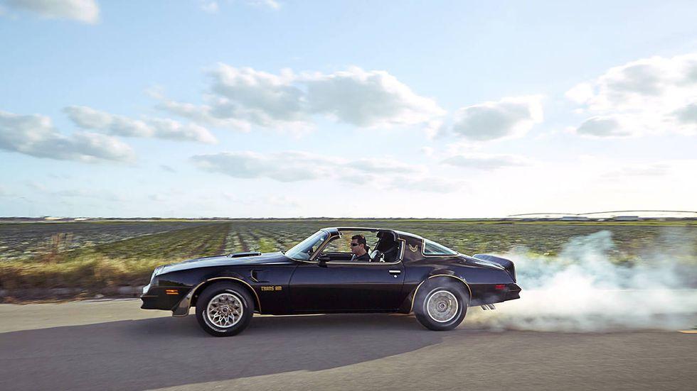 Самые крутые автомобили 70-х годов