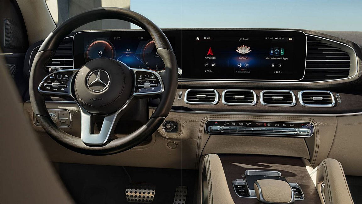 Новый Mercedes GLS 2020 полностью рассекречен перед премьерой