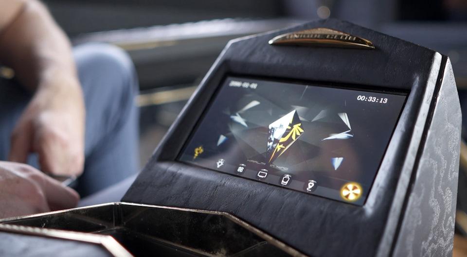 Первый видеообзор самого дорогого китайского внедорожника за $2 миллиона
