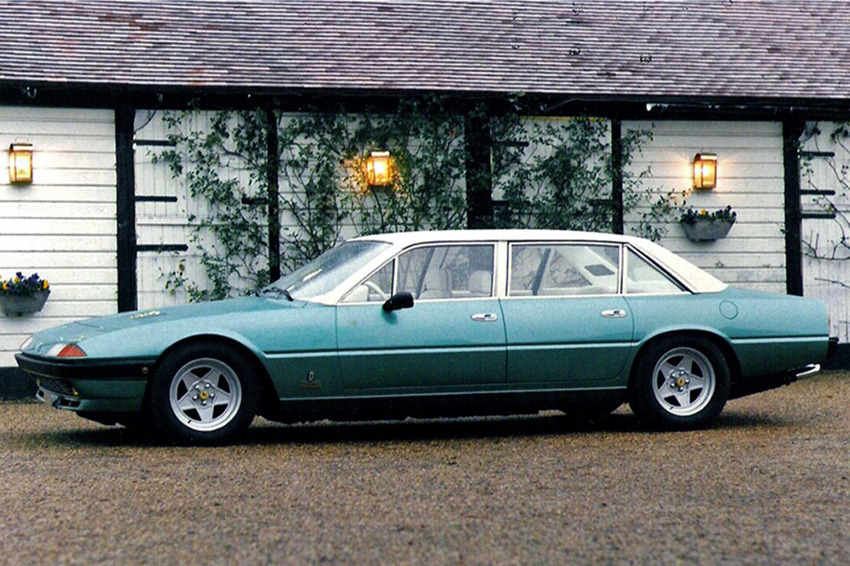 Четырехдверные автомобили о которых ты не знал