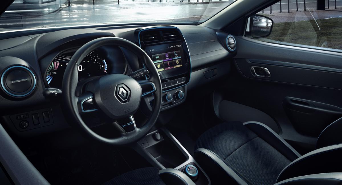 Renault представили бюджетный электрокроссовер по цене Логана