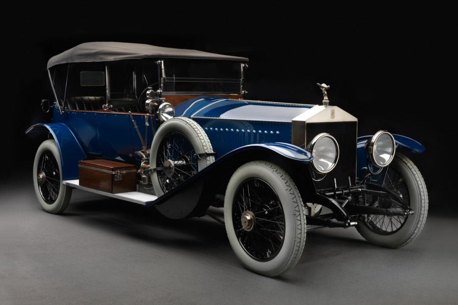 Обнародована эксклюзивная информация о первом Rolls-Royce в Украине