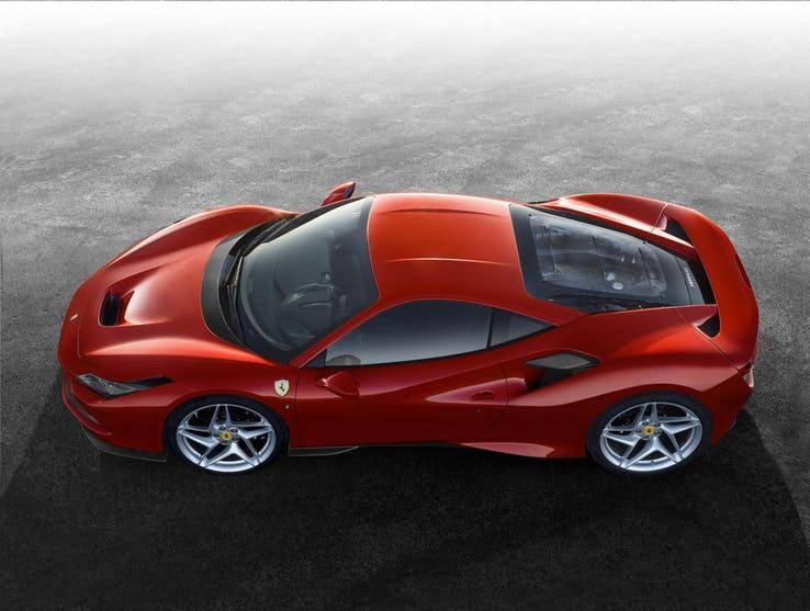 Самые необычные пасхалки суперкаров Ferrari