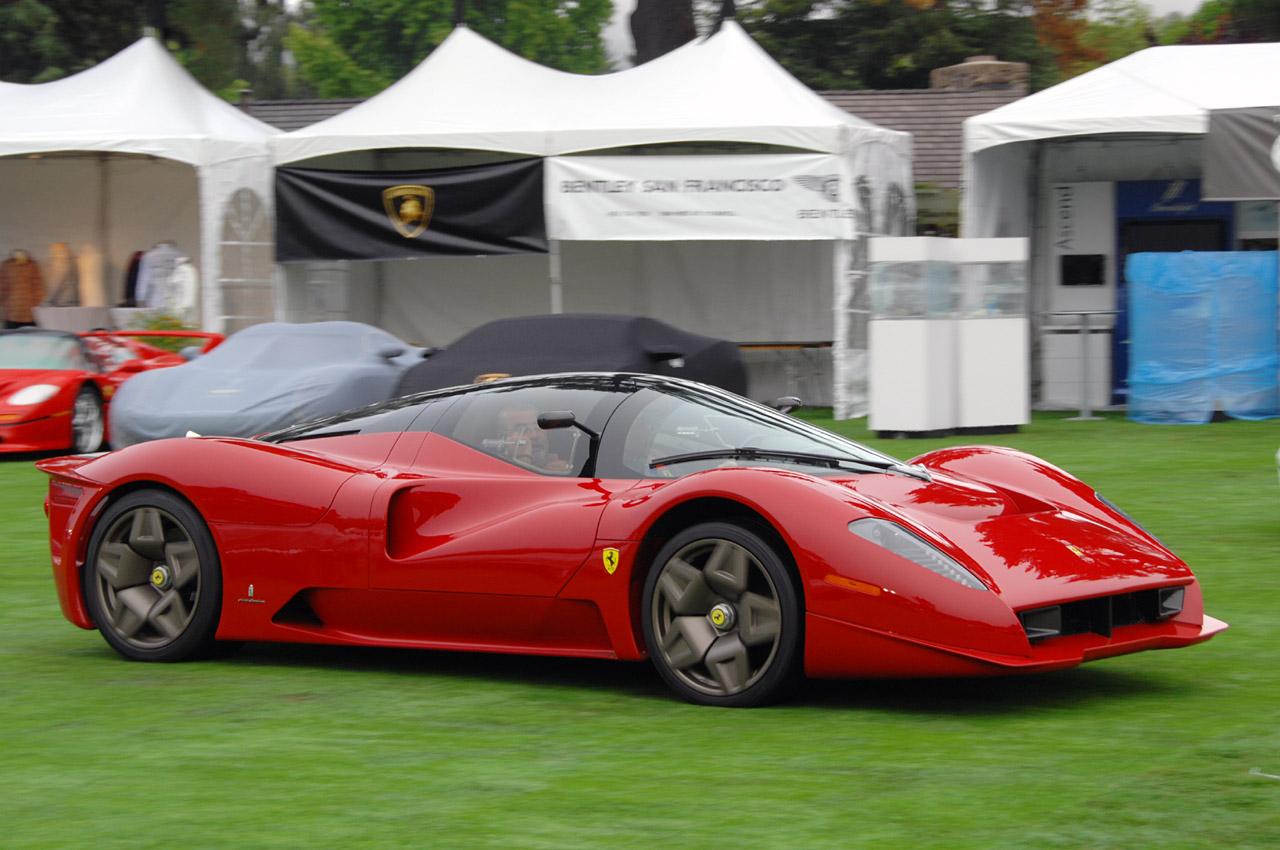 Самые необычные суперкары Ferrari всех времен