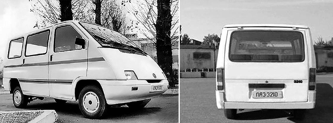 Уникальный автомобиль ЛАЗ, о котором никто не знал