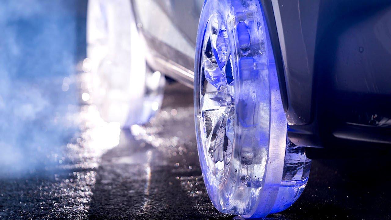 Самые необычные шины для авто в мире