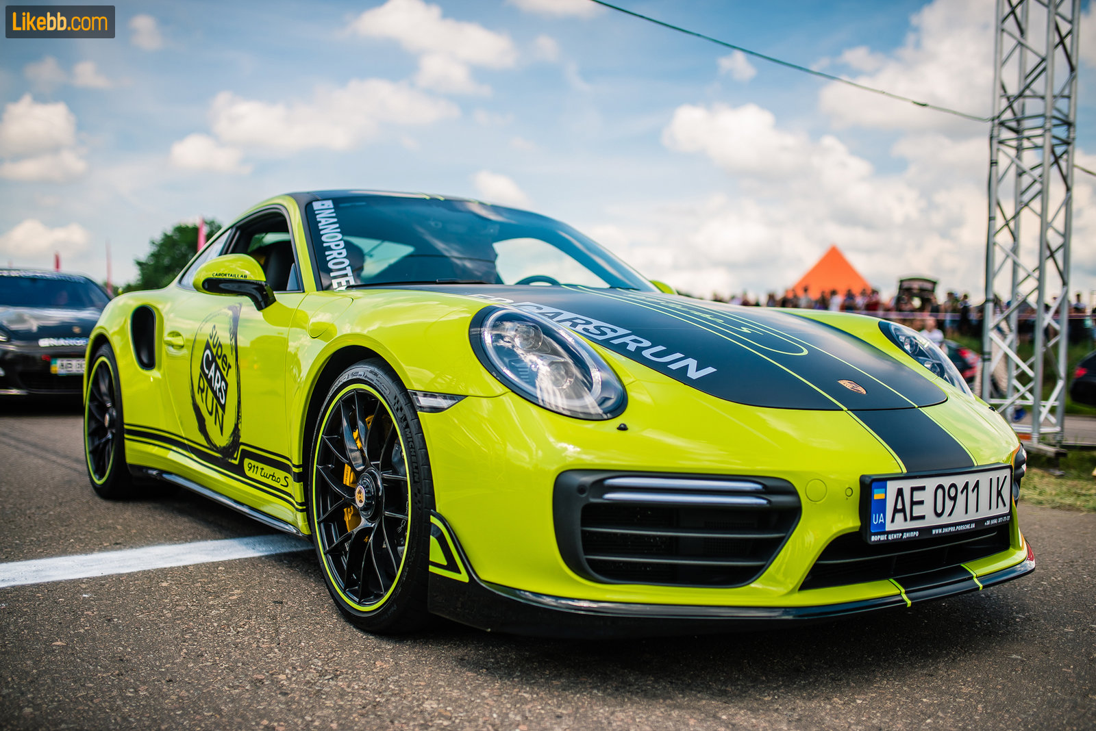 ТОП-10 лучших суперкаров Super Cars Run