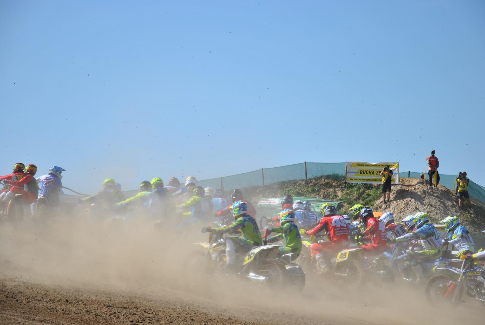 В Украине впервые прошел этап Чемпионата мира по мотокроссу