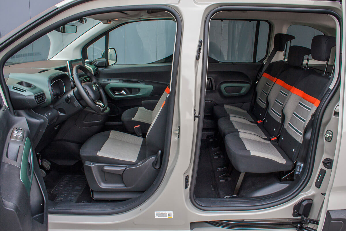 Citroen Berlingo: подальше от фургона, ближе к минивэну