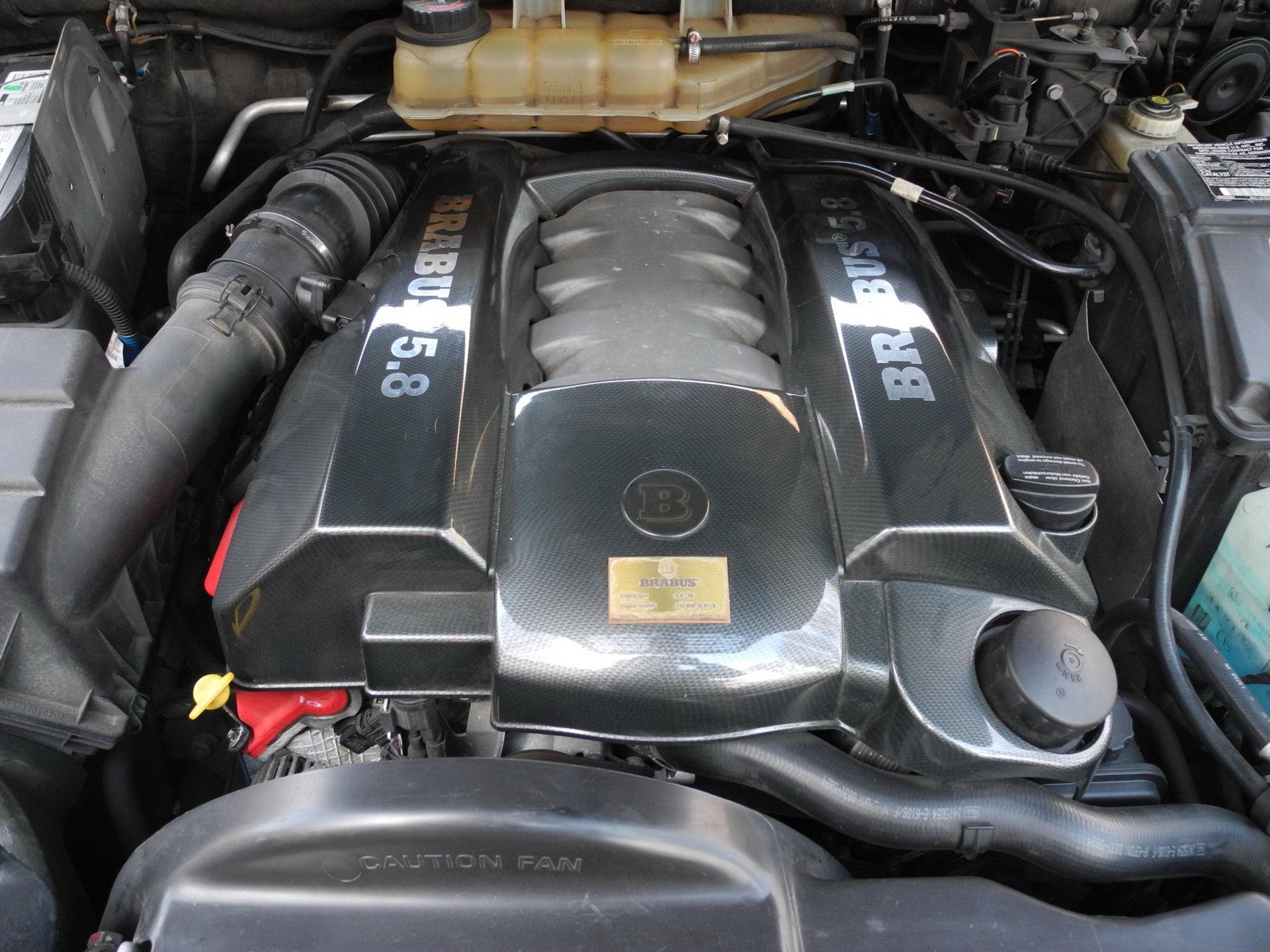 Редчайший Mercedes ML Brabus продают по цене Audi на еврономерах