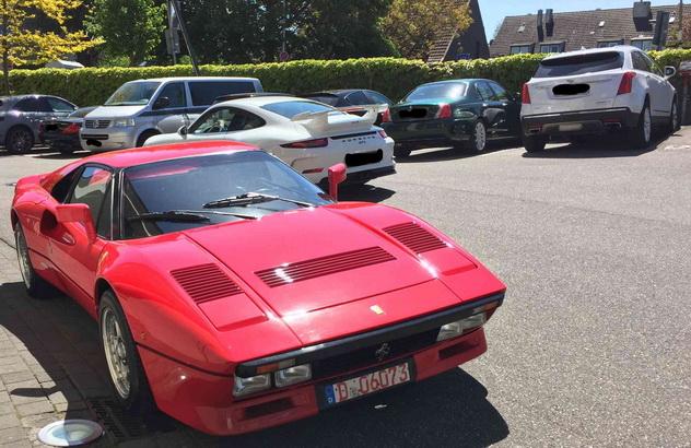 Редчайший Ferrari за 2 миллиона евро угнали во время тест-драйва