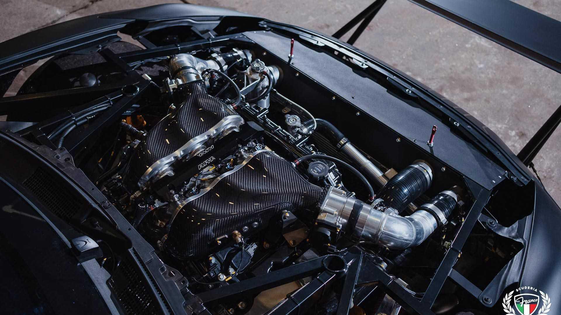 Самый невероятный тюнинг Nissan GT-R всех времен и народов