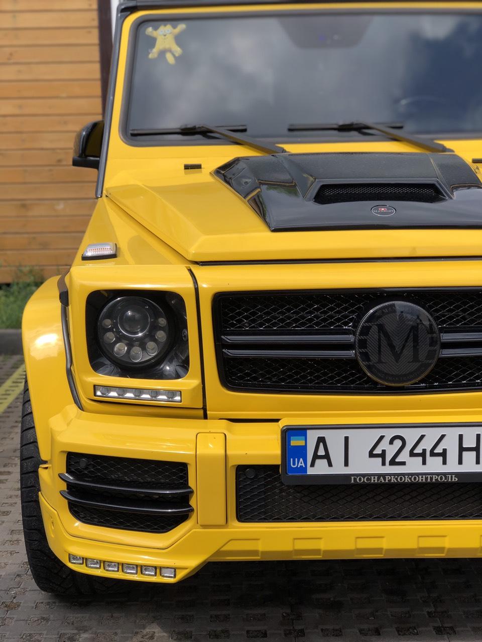 В Киеве прошел слет суперкаров и элитных авто (фото)
