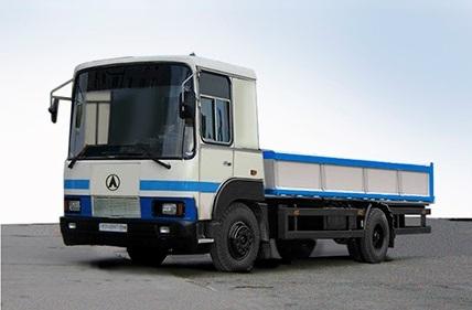 Каким бы мог быть первый грузовик ЛАЗ
