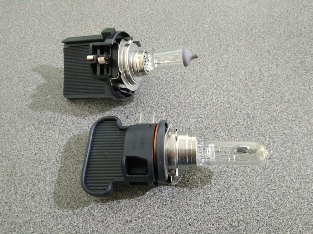 Как установить светодиодные лампы на авто (видео)
