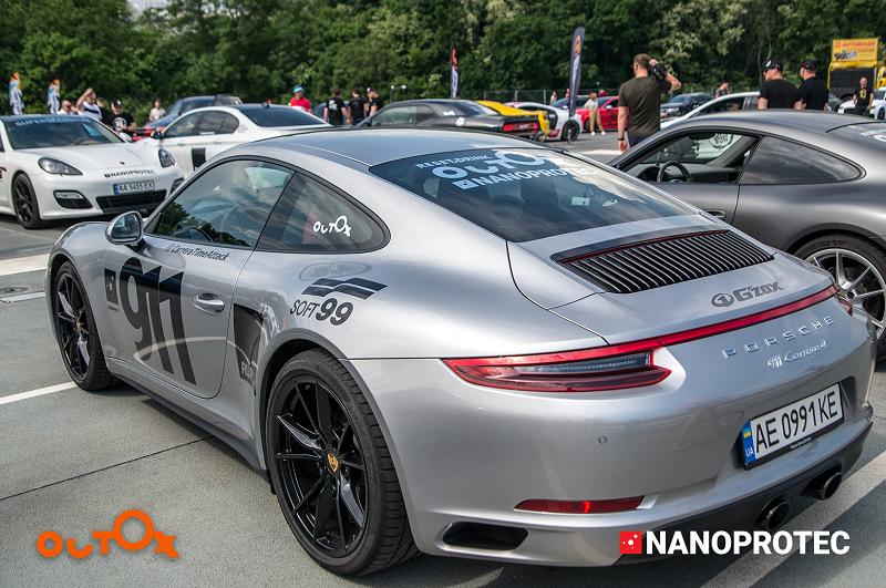 super cars run Nanoprotec