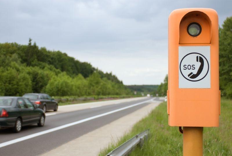 Украинские дороги оснастят экстренной связью