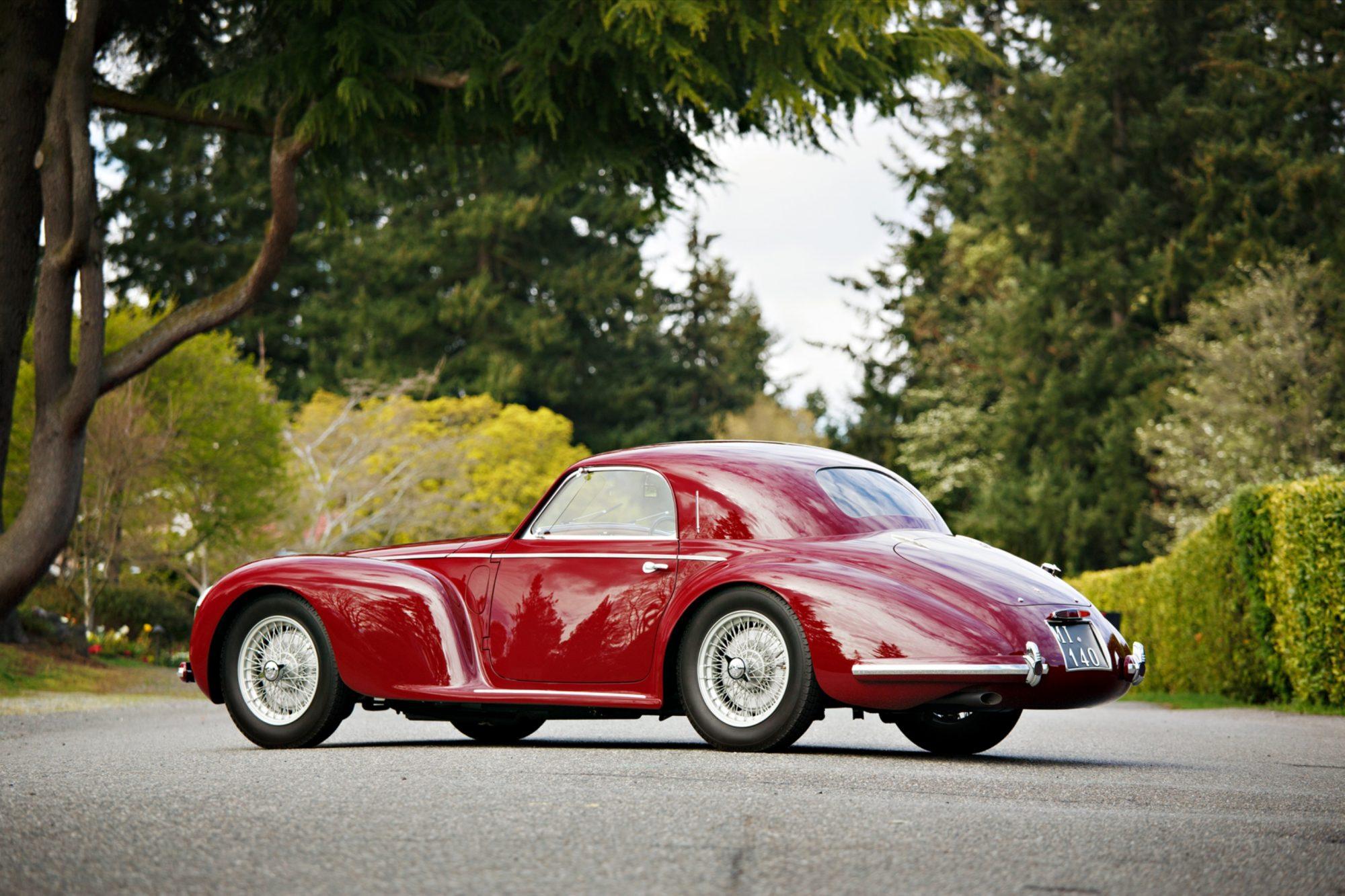 На аукцион выставили самый первый спорткар от Энцо Феррари