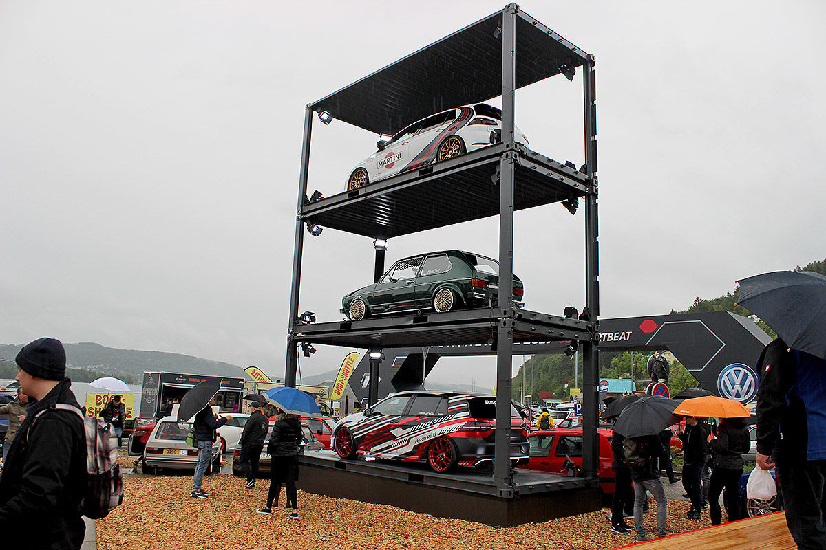 Wörthersee 2019: самые яркие авто со слета фанатов Volkswagen
