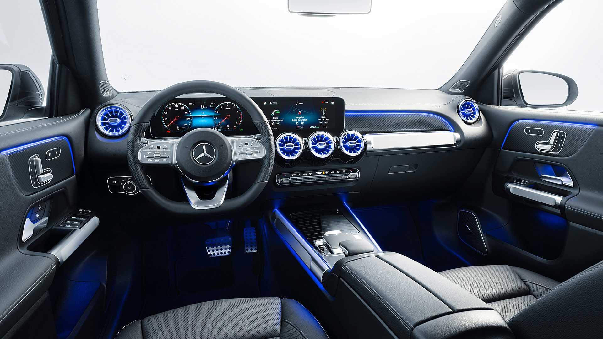 Mercedes-Benz GLB 2020: фото и обзор Гелендвагена в миниатюре