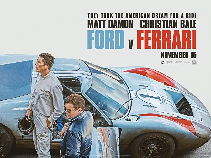 Ford vs Ferrari: первый трейлер самого крутого фильма года