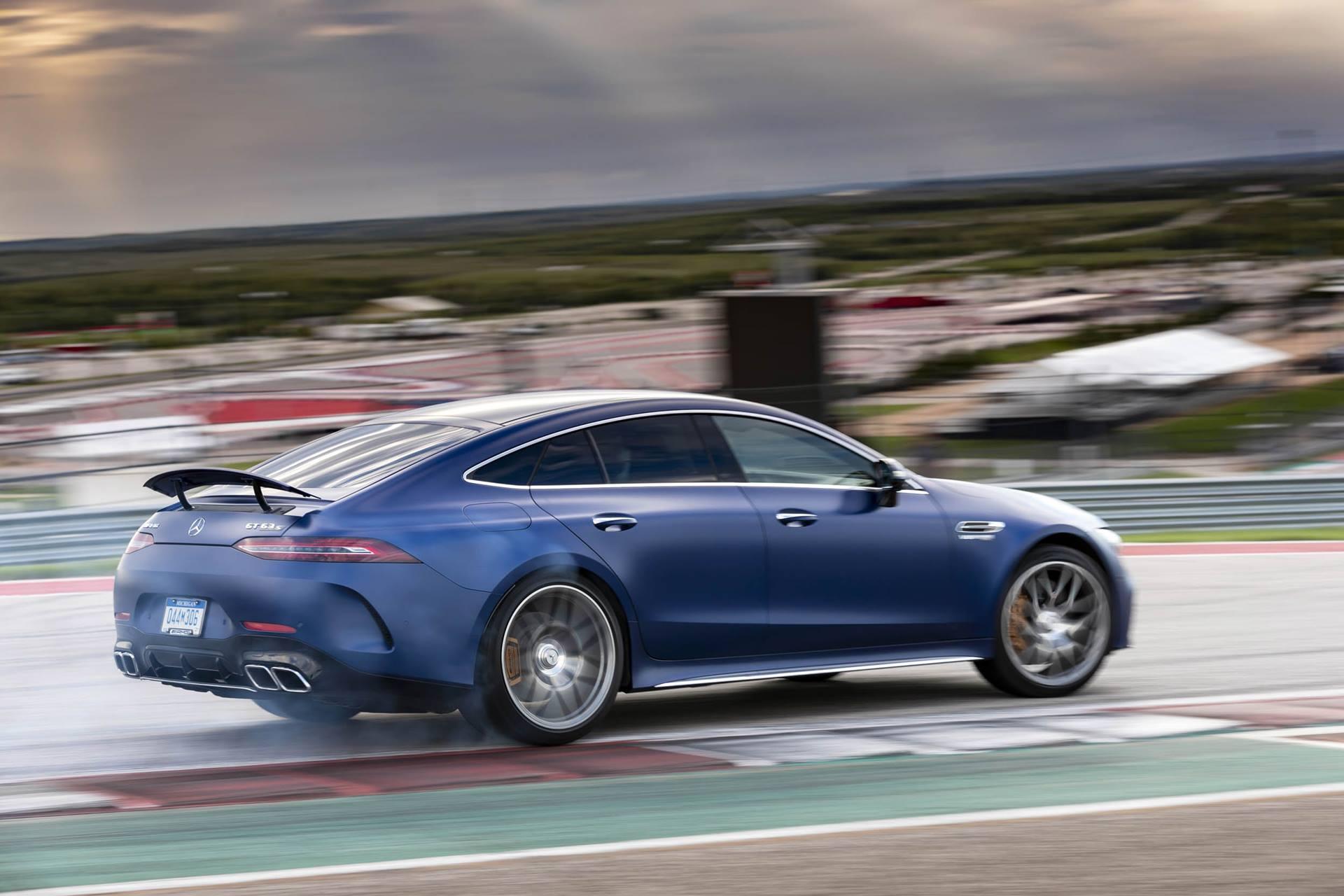 В Украине появился самый мощный и самый быстрый Mercedes-AMG
