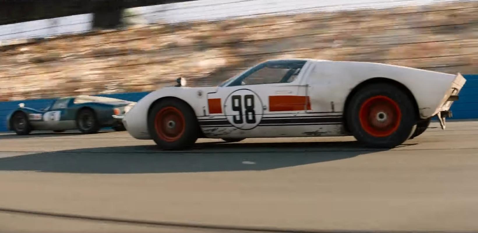 Ford v Ferrari: первый трейлер самого крутого фильма года