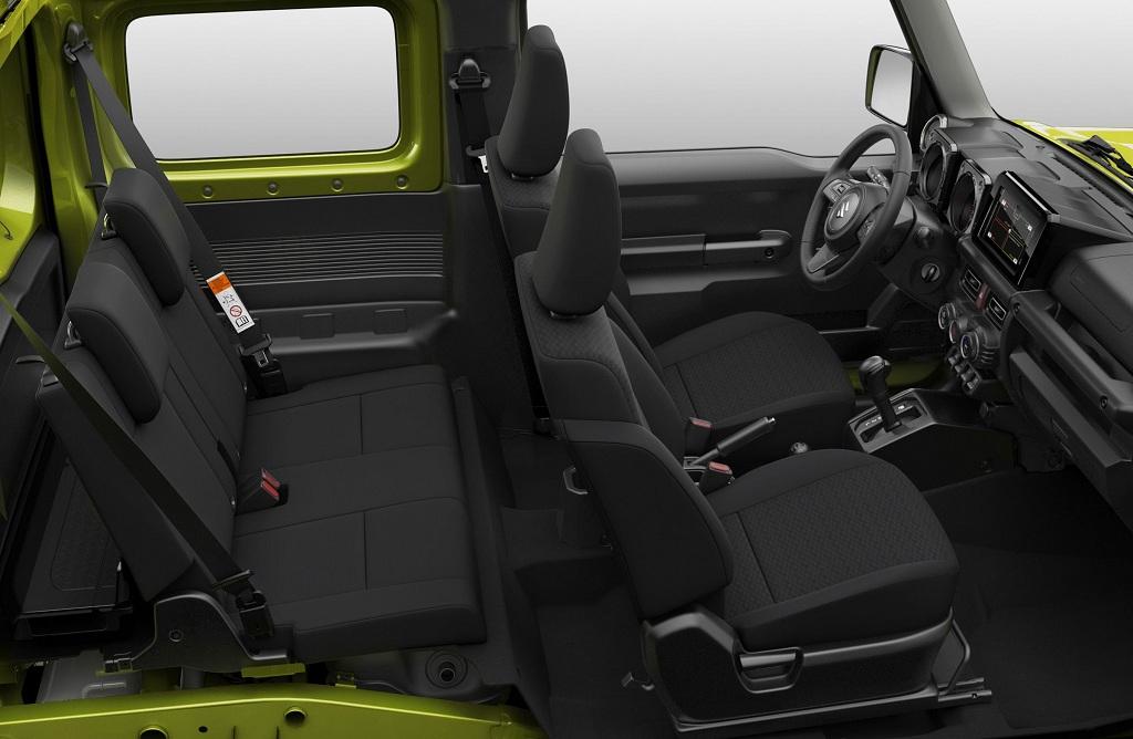 Объявлены украинские цены на новый Suzuki Jimny 2019