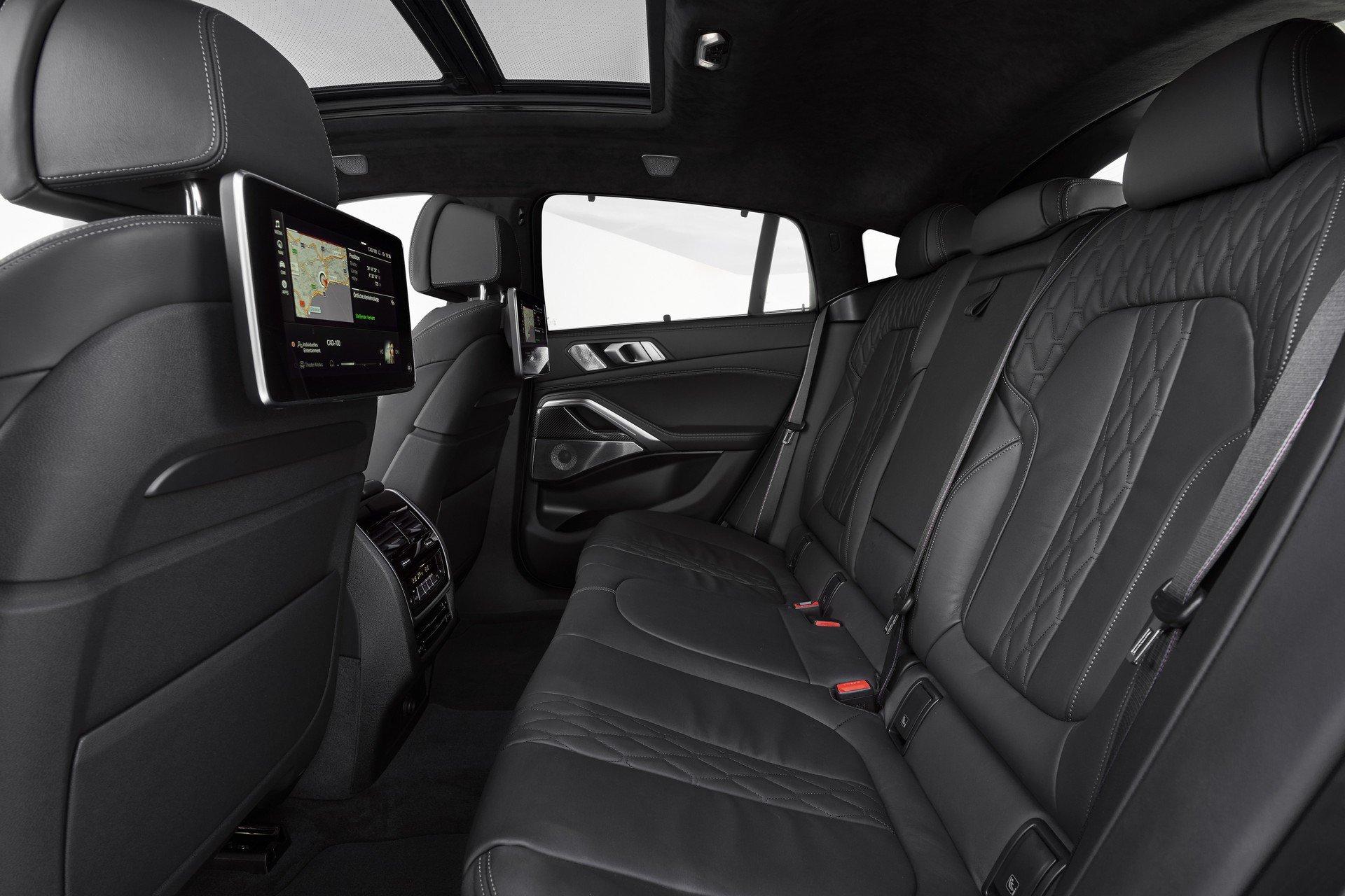 Официальные фото и все подробности нового BMW X6 2020