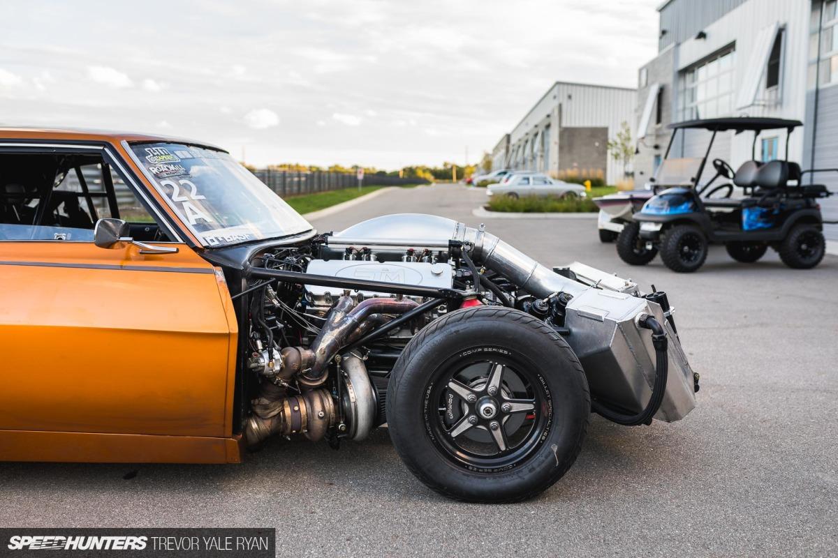 Самый мощный авто из США испытали изнурительным автопробегом