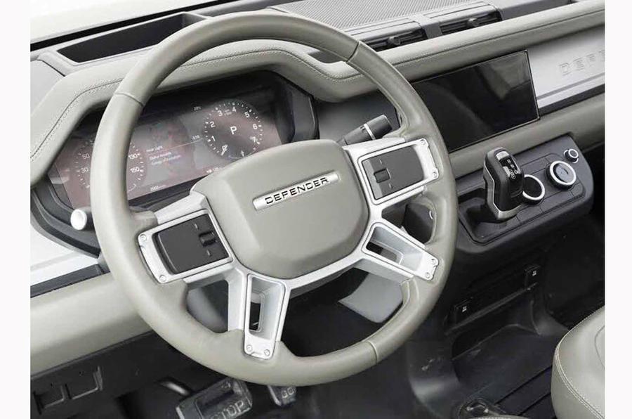 Новый Land Rover Defender рассекречен на шпионских фото