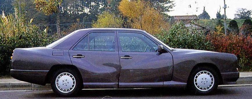 Самый невероятный тюнинг Mercedes 124 всех времен и народов