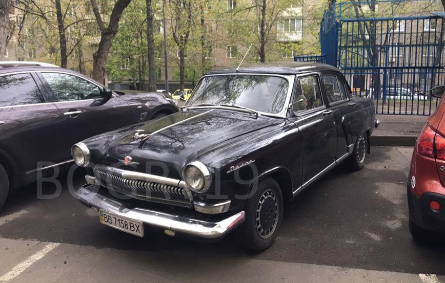 Старую Волгу ГАЗ-21 выставили на продажу по цене нового VW Touareg