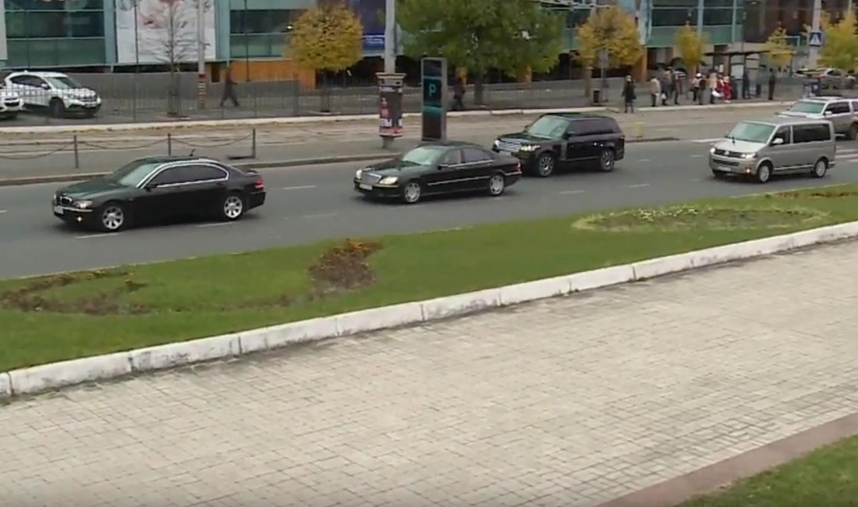 Как работает охрана президента и других VIP-персон (видео)