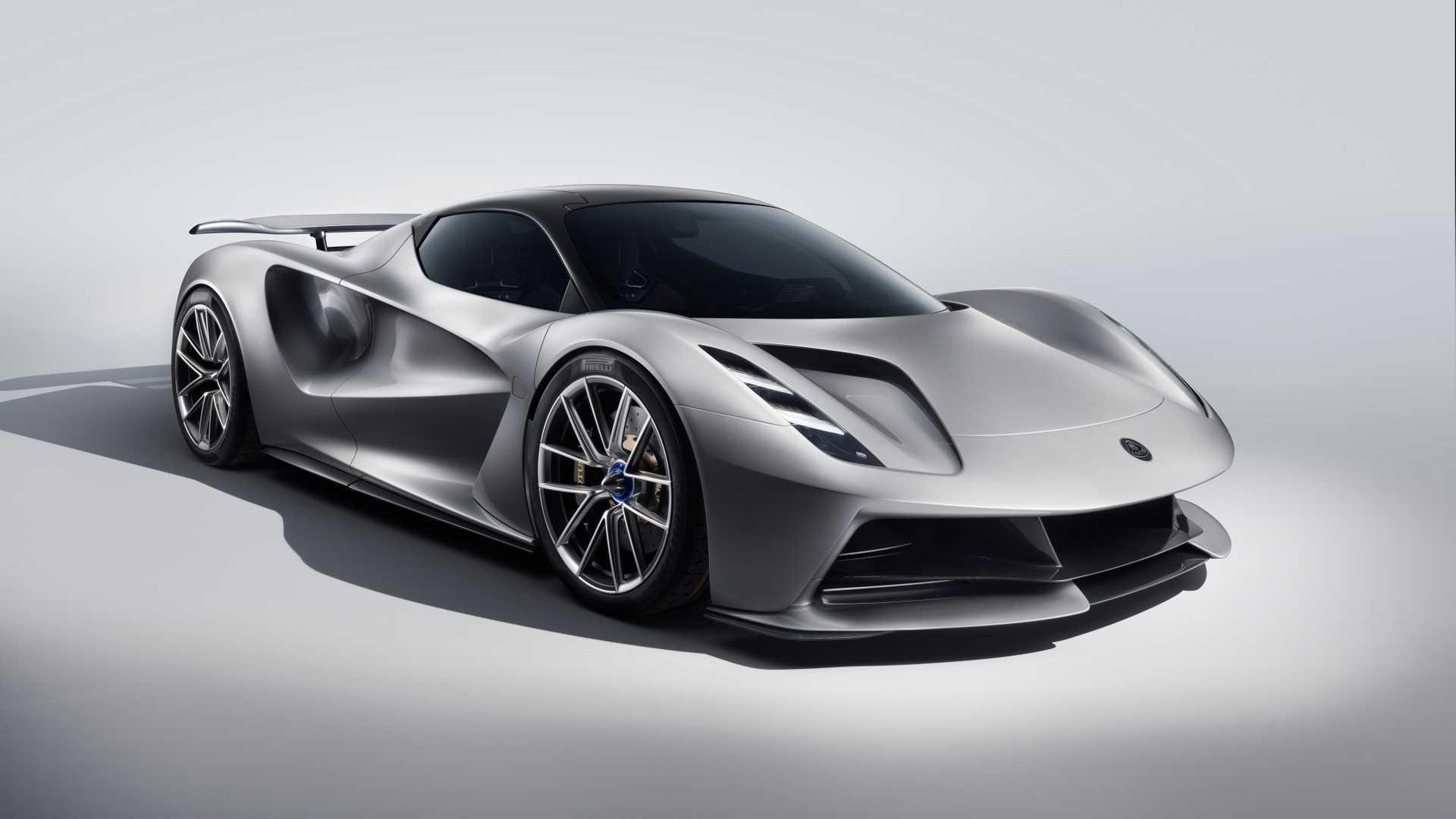 Первый электрокар Lotus стал самым мощным авто в мире