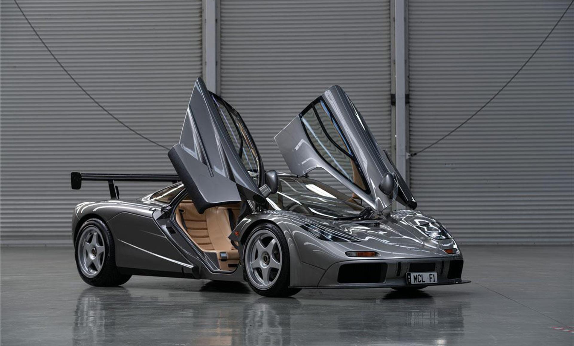 Самый невероятный суперкар McLaren продали по цене бизнес-джета
