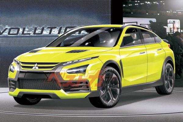 Каким будет новый Mitsubishi Evolution 2020