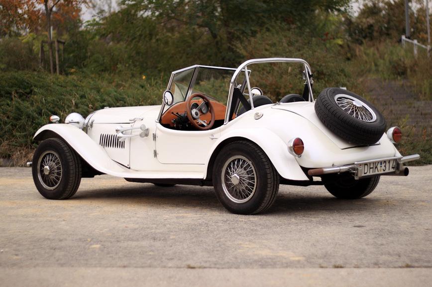 Уникальный спортивный кабриолет Лада, о котором никто не знал