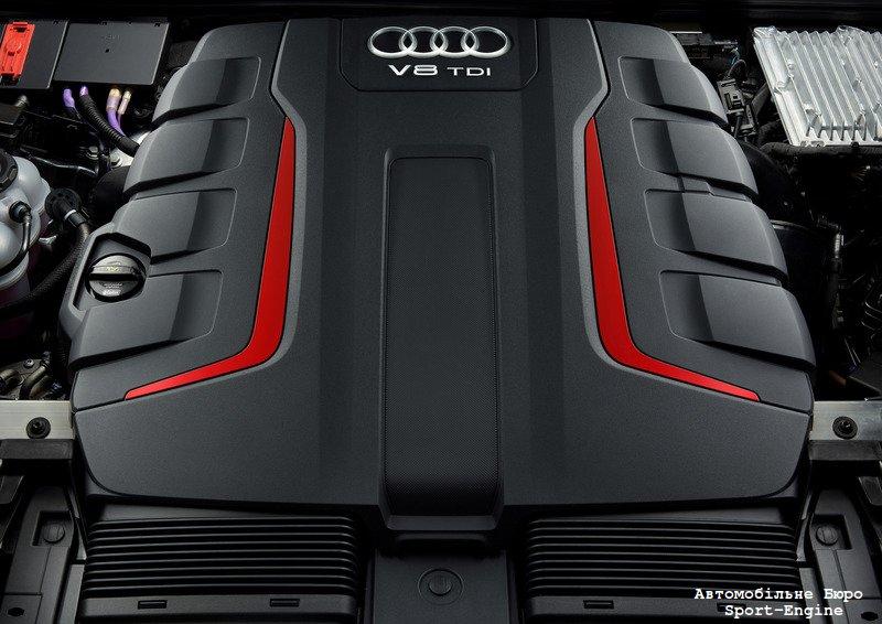 Максим Шкіль: «для топової версії SQ8 дизельний двигун - найкращий варіант!»
