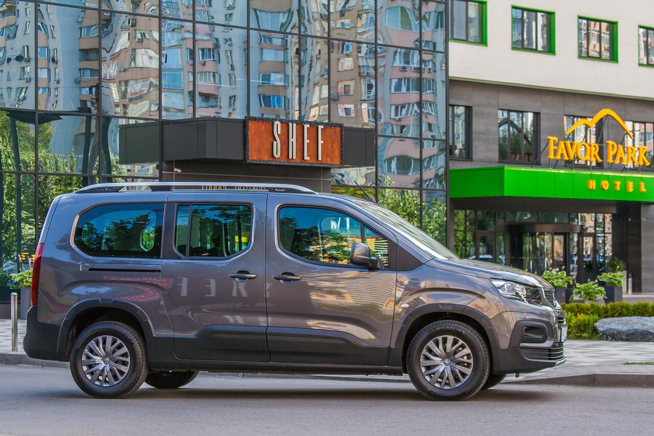 Тест-драйв Peugeot Rifter: готов к приключениям