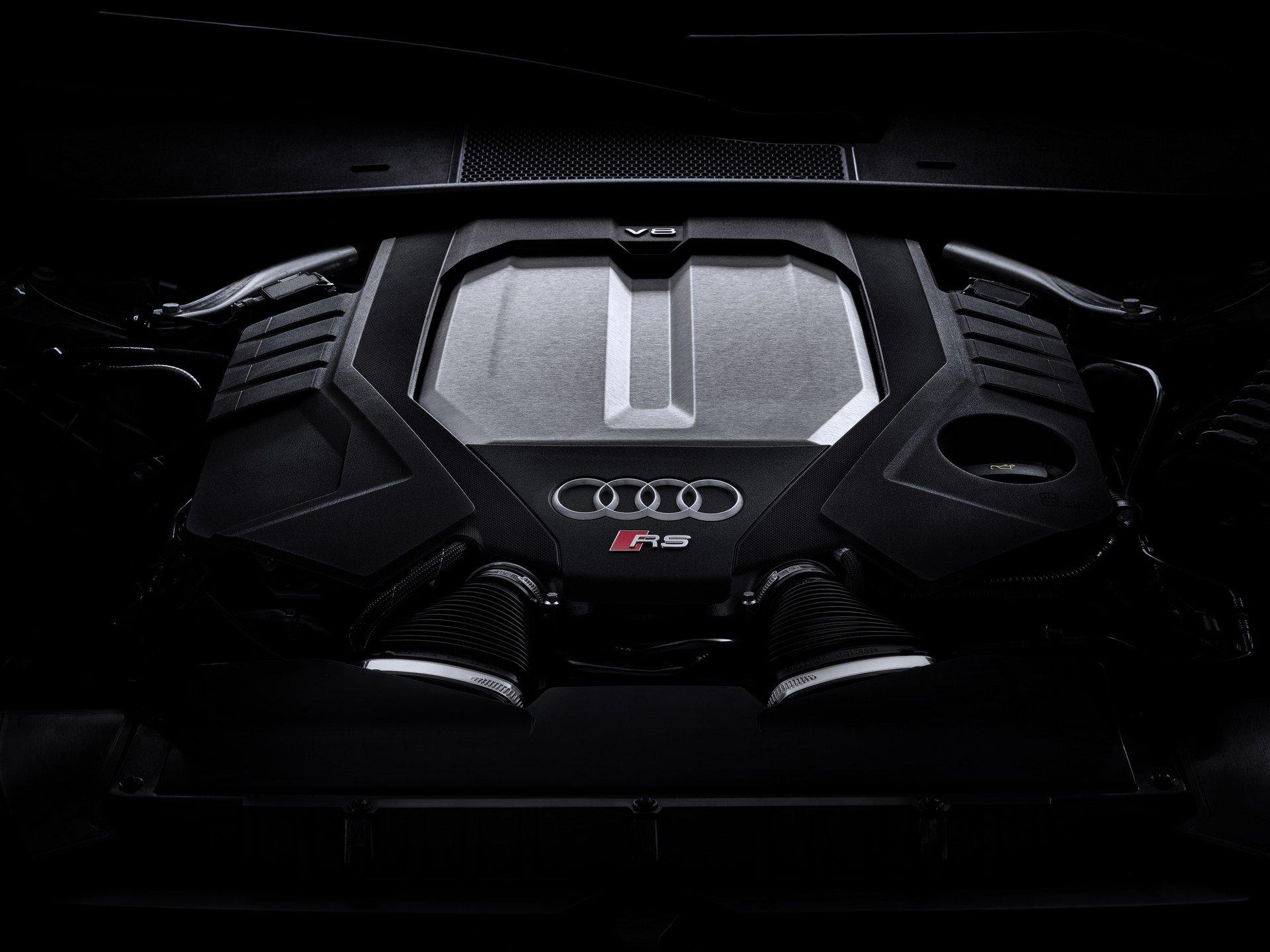 Новый Audi RS6 2020 полностью рассекречен