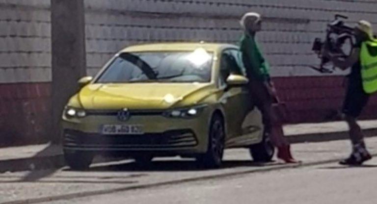 Новый Volkswagen Golf 8 полностью рассекречен